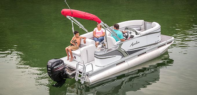 Used Pontoon Boats for Sale - iboats.com