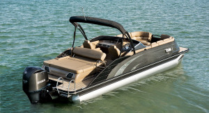 Luxury Pontoon Boats Sale by Bennington 2016