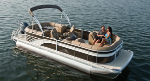 New 22' Pontoon Boats by Bennington 2016 sale