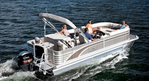 New 25' Pontoon Boats by Bennington 2016 sale