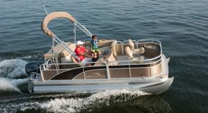 16 Pontoon Boats by Bennington 2016 sale