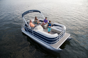 Sweetwater SW 1880 pontoon boat for sale