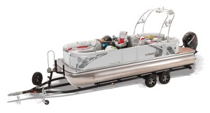 lowe extreme 250 pontoon boat for sale